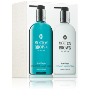 Molton Brown Blue Maquis Hand Care Set