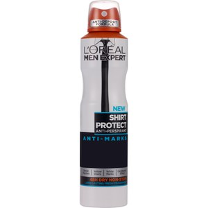 L'Oréal Paris Men Expert Shirt Protect Long Lasting Fragrance Deodorant 250ml