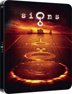 Signs - Zeichen - Zavvi exklusives (UK Edition) Limited Edition Steelbook