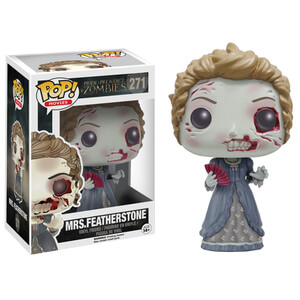 Pride and Prejudice and Zombies Mrs Featherstone Pop! Vinyl Figure