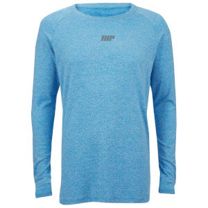 Myprotein Loose Fit Trainingstop Männer - Blau