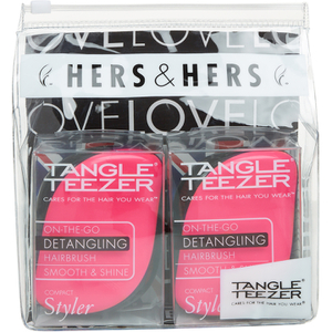 Tangle Teezer Valentines Pack - Hers and Hers