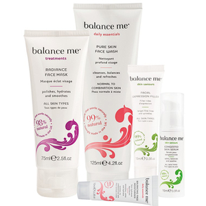 Balance Me Deluxe Clearer Skin Kit (Worth £71)