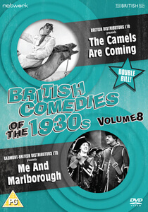 British Comedies of the 1930's - Volume 8