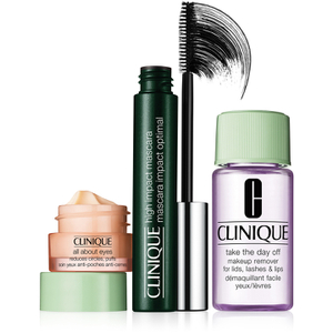 Clinique High Impact Favourites Value Set (Worth: £30.00)