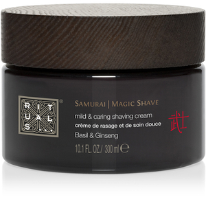 Crema de Afeitar 3-en-1 Rituals Samurai Magic (300ml)