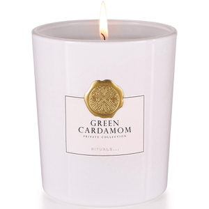 Rituals Green Cardamom Luxurious Scented Candle (360g)