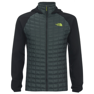The North Face Men's Thermoball Hybrid Hoody - Spruce Green