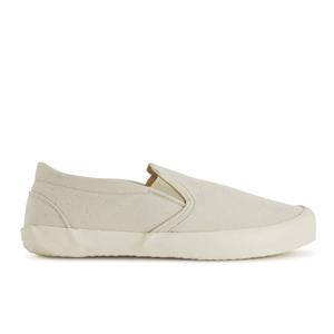 YMC Men's Slip-on Trainers - Cream