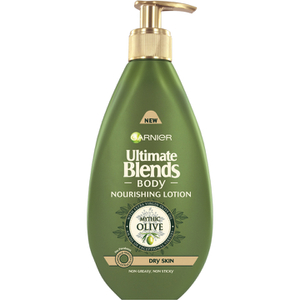 Garnier Body Ultimate Blends Nourishing Lotion (400ml)