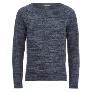 Produkt Men's Space Dye Jumper - Bijou Blue