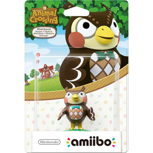 Blathers amiibo (Animal Crossing Collection)