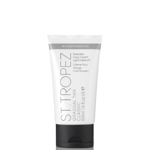 St. Tropez Gradual Tan Classic Face Lotion - Light/Medium (50ml)
