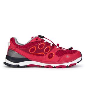 Jack Wolfskin Women's Trail Excite Walking Shoes - Azalea Red