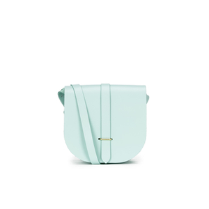 The Cambridge Satchel Company Women's Saddle Bag - Sweet Pea Blue