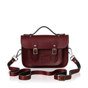 The Cambridge Satchel Company Women's Mini Magnetic Satchel - Oxblood