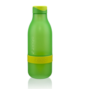 Zing Anything Zingo Water Infusing Bottle - Green