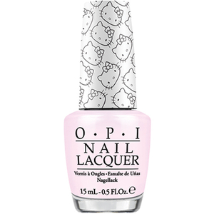 OPI Hello Kitty Collection Nail Varnish - Let's Be Friends! (15ml)