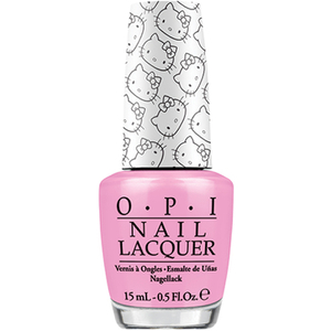 OPI Hello Kitty Collection Nail Varnish - Look at My Bow! (15ml)