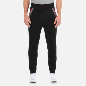 HUGO Men's Deramo Cuffed Sweatpants - Black