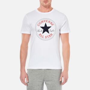 Converse Men's CP Crew T-Shirt - Optic White