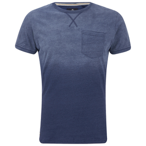 Threadbare Men's Moscow Ombre T-Shirt - Indigo