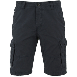 Threadbare Men's Hulk Cargo Shorts - Navy