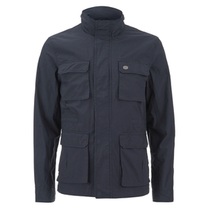 Threadbare Men's Diamond 4-Pocket Jacket - Navy