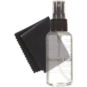 Kit Cleaning Kit with Microfibre Cloth and 60ml Cleaning Spray
