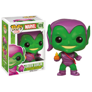 Figura Pop! Vinyl Bobblehead Marvel Green Goblin
