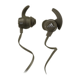 Monster adidas Supernova ACT Sports Earphones with Contol Talk - Olive