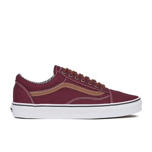 Vans Men's Old Skool C&L Trainers - Port Royale/Stripe Denim