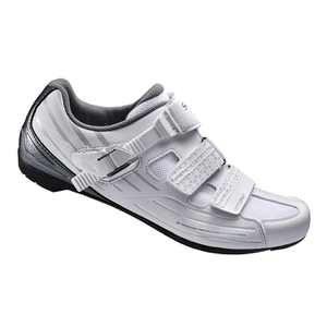 Shimano RP300W SPD-SL Cycling Shoes - White