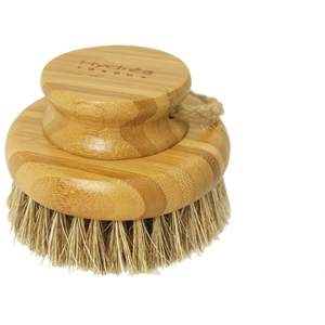 Hydrea London Bamboo Round Dry Body Brush