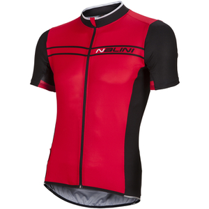 Nalini Sinello Ti Short Sleeve Jersey - Red