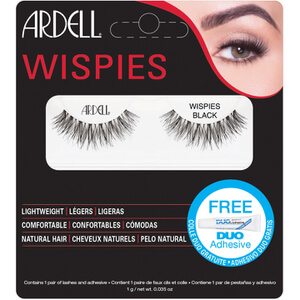Ardell Wispies Lashes - Black