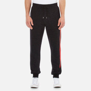 McQ Alexander McQueen Men's Loose Sweatpants - Black Melange