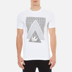 McQ Alexander McQueen Men's Crew T-Shirt - Optic White