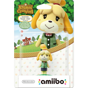Isabelle (Summer Outfit) amiibo (Animal Crossing Collection)