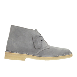 Clarks Originals Women's Suede Desert Boots - Blue/Grey