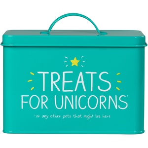 Happy Jackson Unicorn Pet Tin