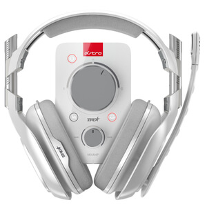 ASTRO A40TR Headset + MixAmp Pro - White (Xbox One/PC)