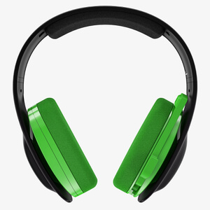 SkullCandy Gaming SLYR Headset + GMX-1 - Black/Green (Xbox One)