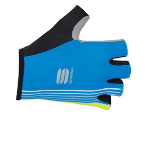 Sportful BodyFit Pro Gloves - Blue/Yellow