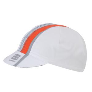 Sportful BodyFit Pro Cap - White/Red/Blue - One Size