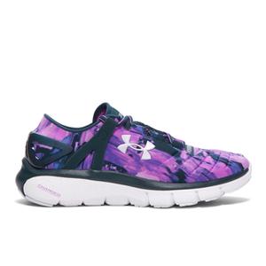 Under Armour Women's SpeedForm Fortis GR Running Shoes - Purple