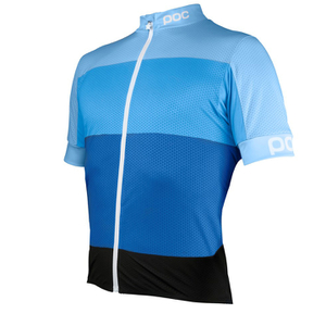 POC Men's Fondo Light Jersey - Seaborgium Blue