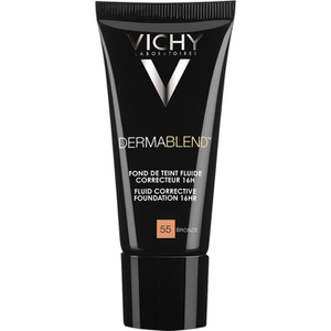 Vichy Dermablend Fluid Corrective Foundation (30ml) (Various Shades)