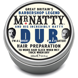 Preparación Dub Hair de Mr Natty 100 ml