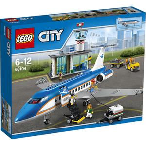 LEGO City: Flughafen-Abfertigungshalle (60104)